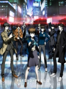 Psychopath 2nd Season, Psycho-Pass 2nd Season, Psycho-Pass Second Season