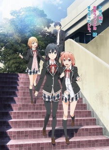 Oregairu 2, My Teen Romantic Comedy SNAFU 2, Yahari Ore no Seishun Love Comedy wa Machigatteiru. Second Season, Yahari Ore no Seishun Love Comedy wa Machigatteiru. 2nd Season