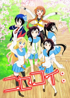 Nisekoi 2nd Season, Nisekoi Second Season