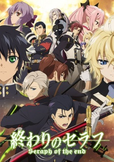 Seraph of the End: Battle in Nagoya, Owari no Seraph 2nd Season, Seraph of the End 2nd Season