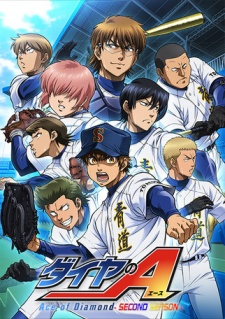 Ace of Diamond: Second Season, Daiya no Ace: Second Season, Ace of the Diamond: 2nd Season