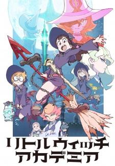 Little Witch Academia (TV) Anime Voice Actors / Seiyuu