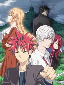 Shokugeki no Souma 3rd Season, Shokugeki no Soma 3, Food Wars! The Third Plate
