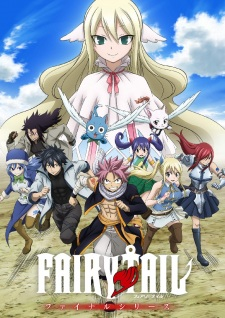 Fairy Tail Season 3, Fairy Tail (2018)