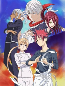 Shokugeki no Soma 4th Season, Food Wars! The Third Plate 2nd cour, Shokugeki no Souma: San no Sara (2018)