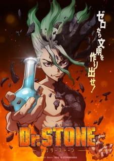 Dr Stone Anime Voice Actors Seiyuu Avac Moe
