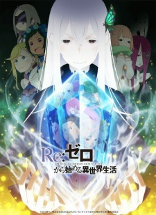 , Re: Life in a different world from zero 2nd Season, ReZero 2nd Season, Re:Zero - Starting Life in Another World 2, rezero
