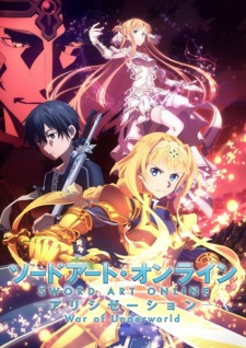 Sword Art Online Alicization War Of Underworld Anime Voice Actors Seiyuu Avac Moe