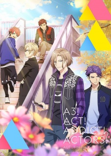 A3! Season Autumn & Winter,