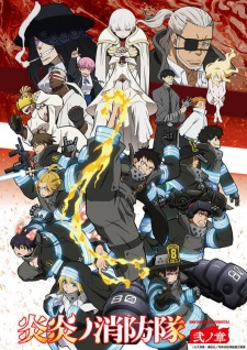 , Enen no Shouboutai 2nd Season