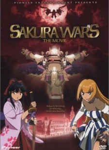 Sakura Wars : The Movie