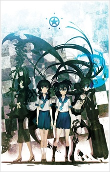 black rock shooter, brs