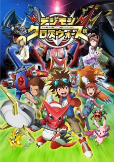 Digimon Cross Wars